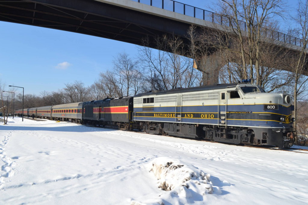 CVSR 800 in the Snow